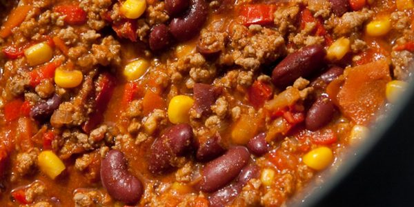 grand chili con carne réunion